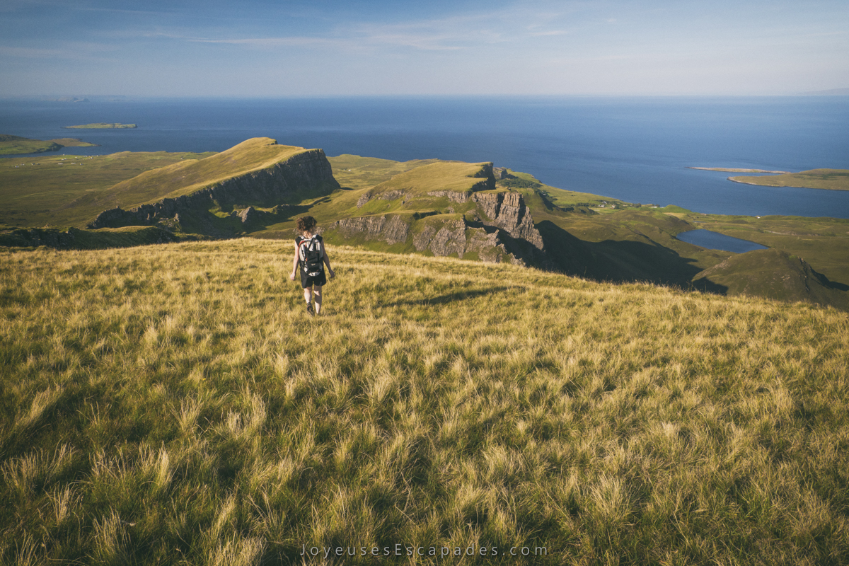 """""""The Table"""", The Quiraing, Isle Of Skye"""